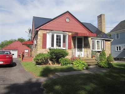 Massena Single Family Home For Sale: 35 Park Avenue