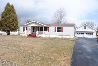 Waddington Waterfront For Sale: 173 Franklin Road