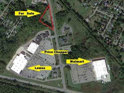 Ogdensburg Residential Lots & Land For Sale: Ford Street Extension