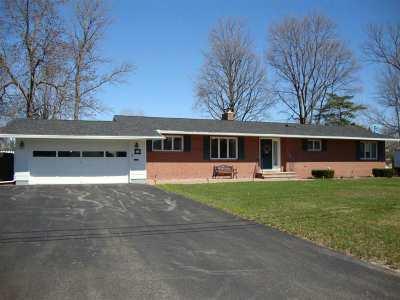 Massena NY Single Family Home For Sale: $175,000