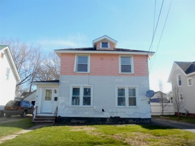Massena Single Family Home For Sale: 10 Bishop Avenue