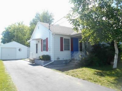 Massena Single Family Home For Sale: 119 Beach Street