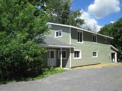 Potsdam NY Single Family Home For Sale: $179,000