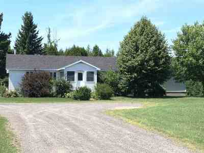 St Lawrence County Single Family Home For Sale: 43 Porter Lynch Road