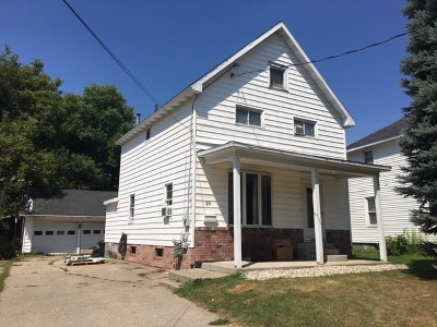 Massena Single Family Home For Sale: 29 Park Avenue