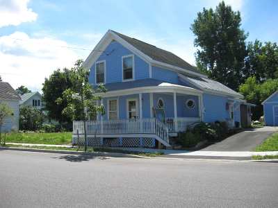 Ogdensburg Single Family Home For Sale: 315 Paterson Street