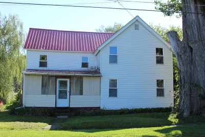 Hermon NY Single Family Home For Sale: $42,500
