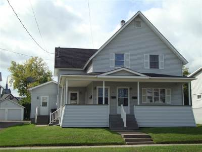 Massena Multi Family Home For Sale: 37 East Orvis St