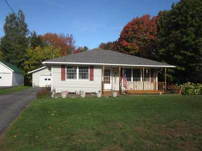 St Lawrence County Single Family Home For Sale: 252 Andrews Street