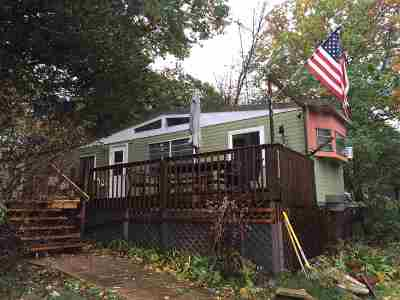 Heuvelton Waterfront For Sale: 40 Dolly Road