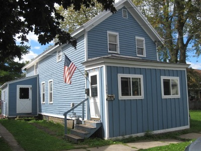 Ogdensburg Single Family Home For Sale: 309 Park Street