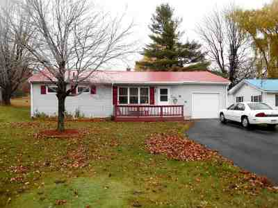 Massena Single Family Home For Sale: 33 Marie Street