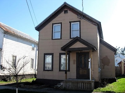 Ogdensburg Single Family Home For Sale: 517 Pleasant Avenue