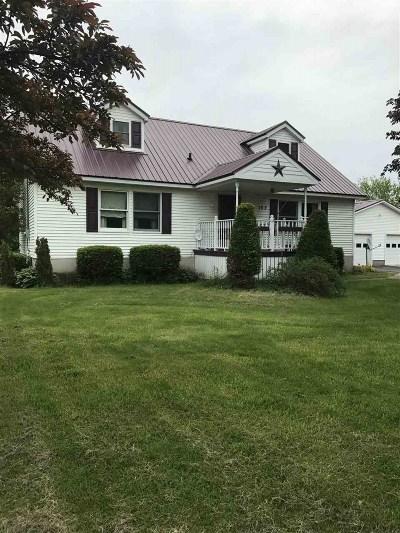 Ogdensburg Single Family Home For Sale: 162 English Settlement Rd