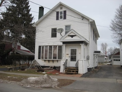 Ogdensburg Single Family Home For Sale: 316 Morris Street