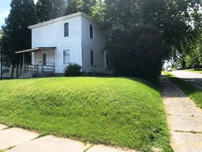 Massena Single Family Home For Sale: 115 East Orvis