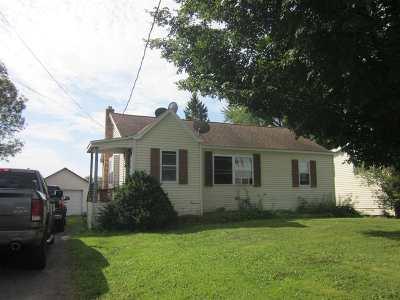 Massena Single Family Home For Sale: 121 West Hatfield
