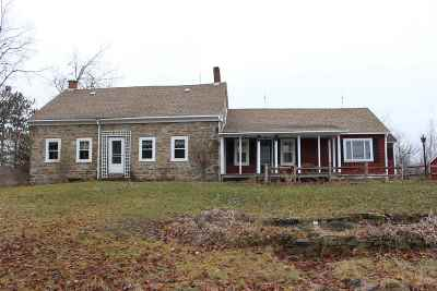 St Lawrence County Single Family Home For Sale: 125 Pike Road