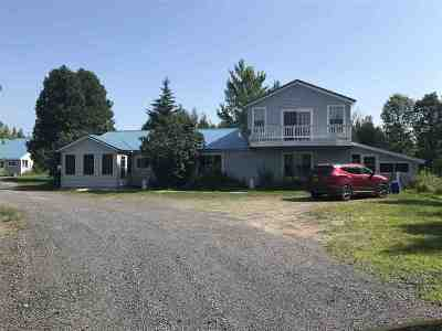 Waddington Single Family Home For Sale: 450 County Route 33