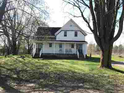 Ogdensburg Single Family Home For Sale: 49 Marshall Road