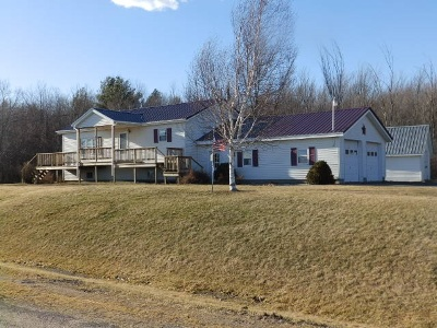Hermon Single Family Home For Sale: 2696 County Route 17