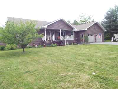 St Lawrence County Single Family Home For Sale: 3920 State Highway 310