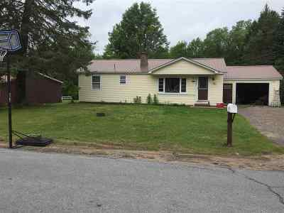 St Lawrence County Single Family Home For Sale: 8 Colton Lane