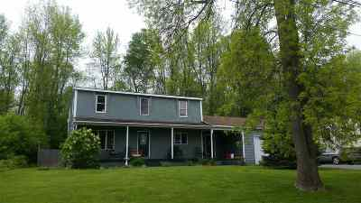 St Lawrence County Single Family Home For Sale: 36 St. Lawrence Avenue