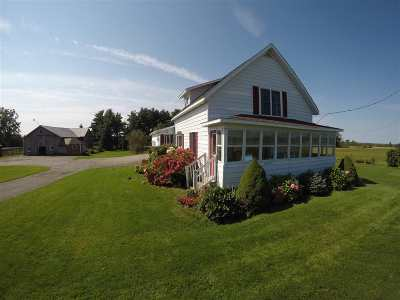 Farm For Sale: 2007 County Route 17