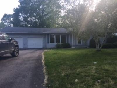 Massena NY Single Family Home For Sale: $62,400