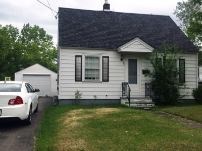 Massena Single Family Home For Sale: 154 Jefferson Avenue