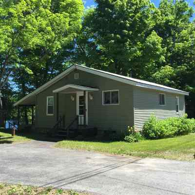 Cranberry Lake Waterfront For Sale: 7265 Sh 3