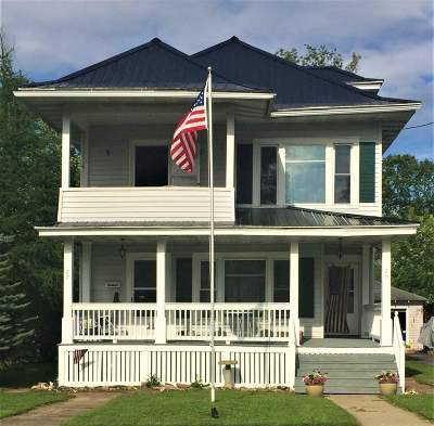 Massena Single Family Home For Sale: 27 Clark Street