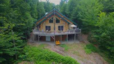 Cranberry Lake Waterfront For Sale: 23 Howland Rd.