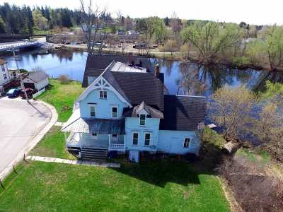 St Lawrence County Single Family Home For Sale: 52 Wall Street