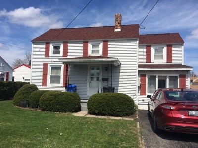 Massena Single Family Home For Sale: 11 Washington St.