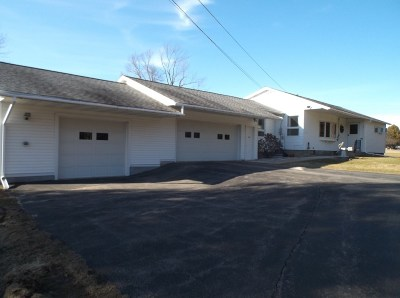 St Lawrence County Single Family Home For Sale: 701 River Road