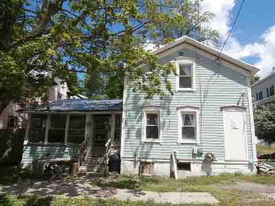Morristown Single Family Home For Sale: 404 Water St