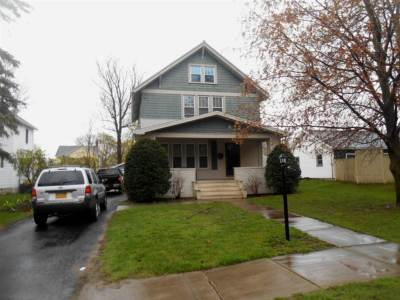 Massena Single Family Home For Sale: 17 Cherry Street