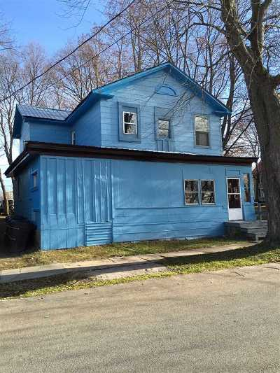 Ogdensburg Multi Family Home For Sale: 514 Crescent Street