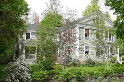 St Lawrence County Single Family Home For Sale: 48 Elm St