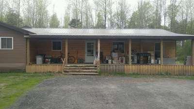 Ogdensburg Farm For Sale: 995 Scotch Bush Road