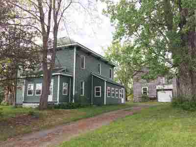 St Lawrence County Single Family Home For Sale: 11 Congress Street