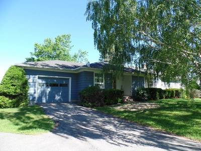 Hammond Single Family Home For Sale: 867-869 State Highway 37