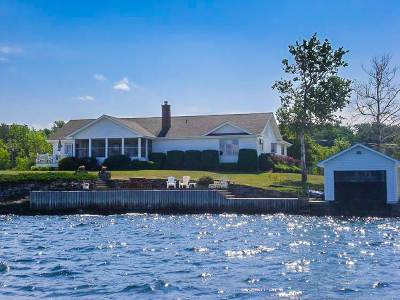 Ogdensburg Waterfront For Sale: 49 Riverview Street