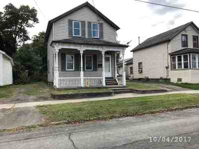 Ogdensburg Single Family Home For Sale: 616 King St.