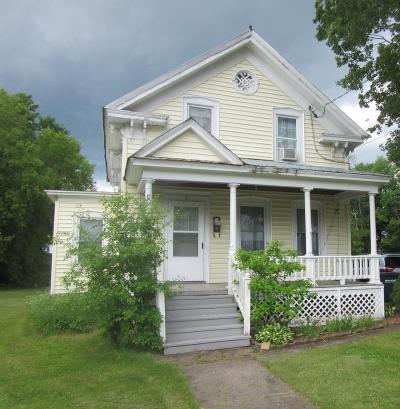 Potsdam NY Single Family Home For Sale: $75,000