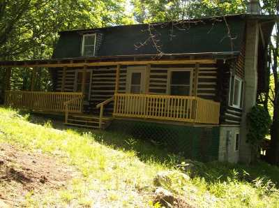 St Lawrence County Single Family Home For Sale: 54a Mackin Rd
