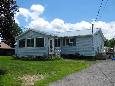 Ogdensburg Single Family Home For Sale: 40 Simms Camp Rd
