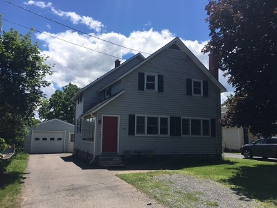 Massena Waterfront For Sale: 594 County Route 42